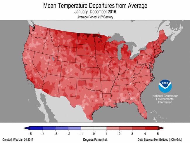 NOAA states