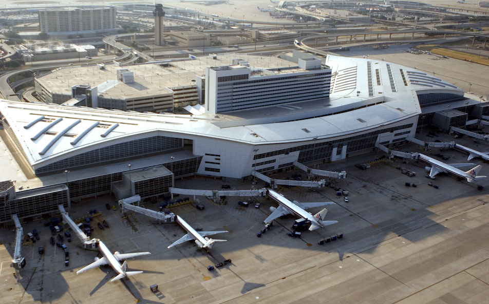 Tcn Dallas Fort Worth Airport May Be Texas Biggest