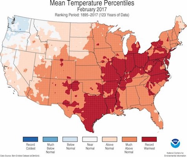 Source: National Oceanic and Atmospheric Administration