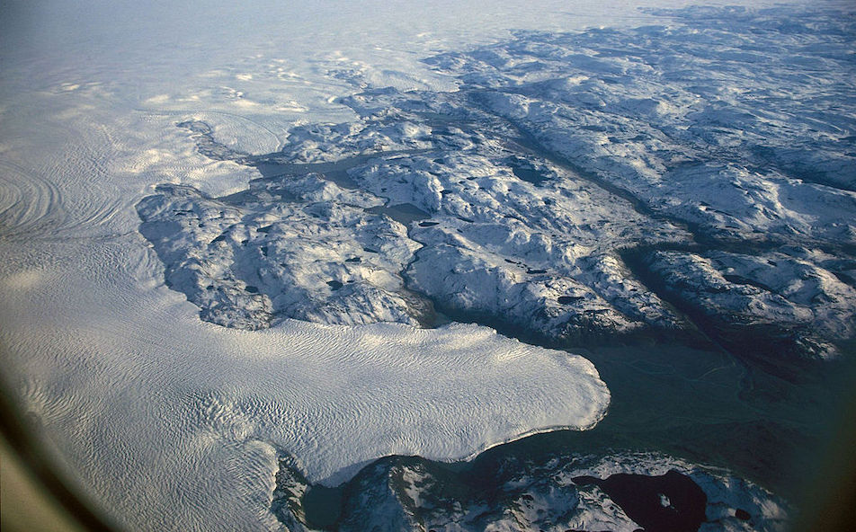 ice melt studies