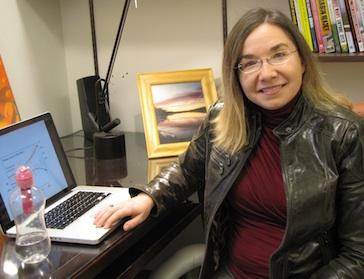 Texas Tech climate scientist