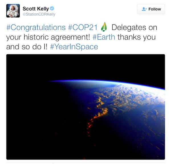 Kelly tweet