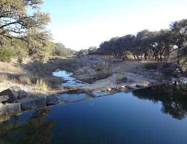 Seco Sinkhole nearby