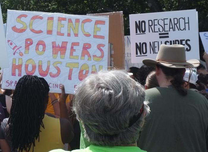 Science powers Houston