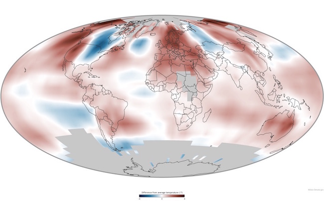 NOAA map