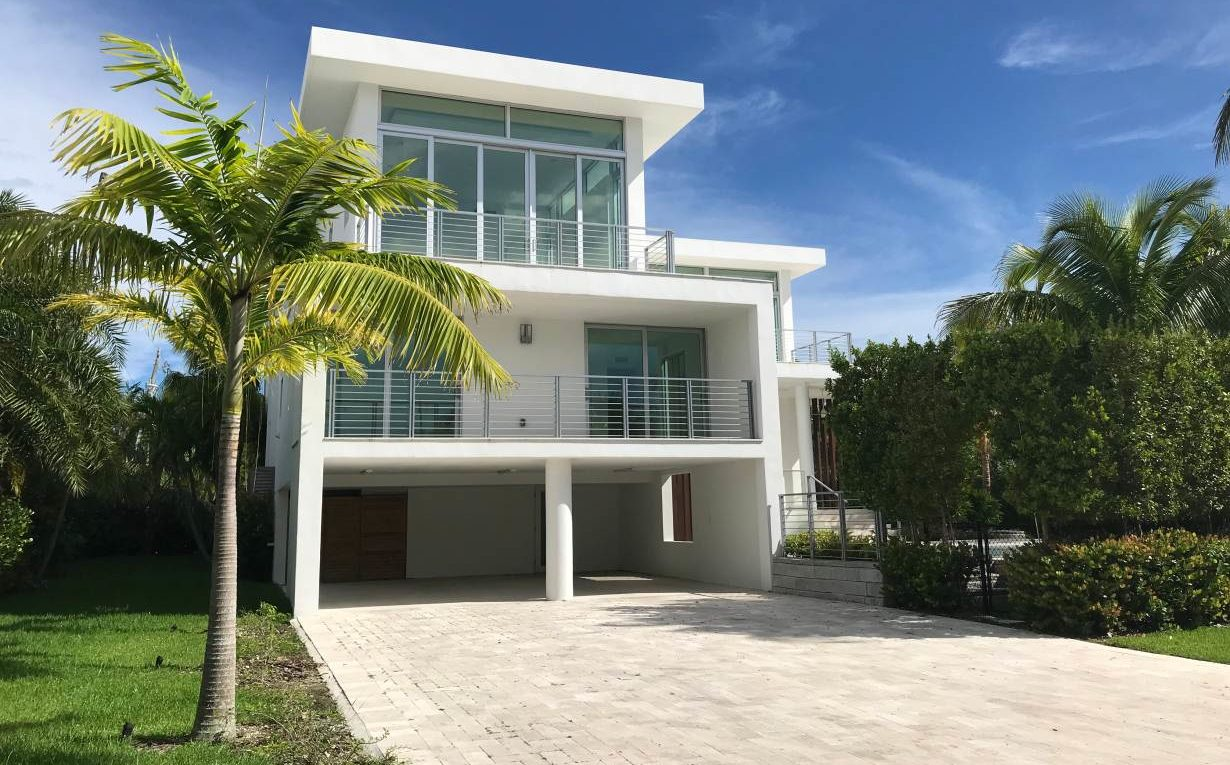 Key Biscayne house raised to avoid growing flooding risk