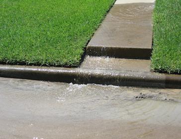 Houston walkway